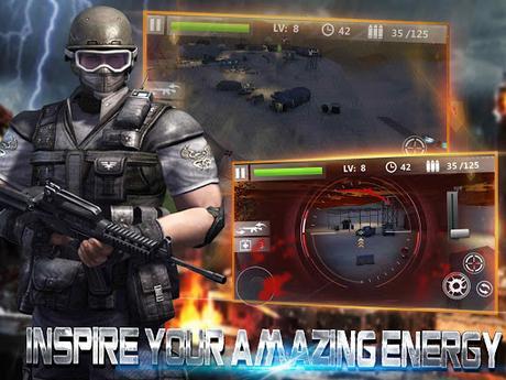 Code Triche Sniper 3D Shooter- Free Gun Shooting Game  APK MOD (Astuce) 3