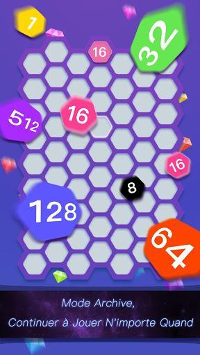 Télécharger Gratuit Hexa Cell-Jeu de Puzzle de Lien du Bloc des Nombre  APK MOD (Astuce) 5