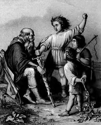 La légende de Siegfried et les illustrations de Wilhelm Kaulbach  (1)