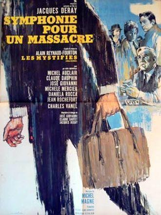 Symphonie pour un Massacre (1963) de Jacques Deray