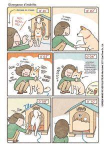 Mon shiba ce drôle de chien • Aiko Kuminoi