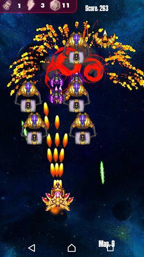Télécharger Galatic Attack : Alien Shooter APK MOD (Astuce) 2