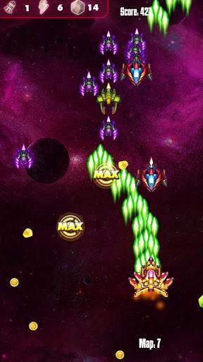 Télécharger Galatic Attack : Alien Shooter APK MOD (Astuce) 3