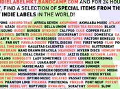 Independent Label Market Bandcamp marché ligne pour soutenir labels indés