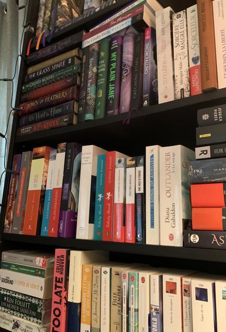 [Challenge de l'été] – Coup d'oeil sur mes prochaines lectures