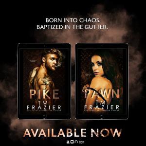 Blog Tour – The Pawn Duet #2 – Pawn – T.M. Frazier