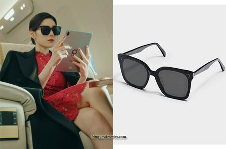 The King Eternal Monarch : Koo Seo Ryeng's sunglasses in S1E01