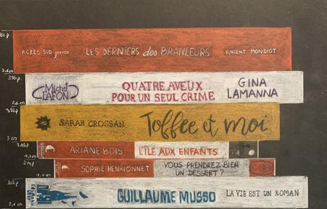 [Bulletin du premier semestre 2020] – Crayonnage et top 5 de mes lectures