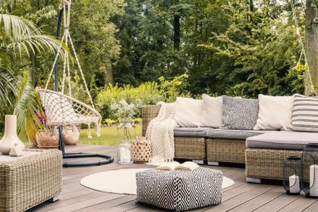 Cet été, j'aménage ma terrasse !