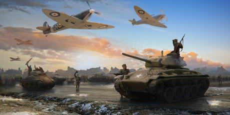 Code Triche World at War: WW2 Strategy MMO  APK MOD (Astuce) 2