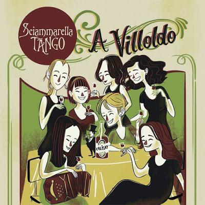 La Sciammarella Tango sort son troisième disque [Disques & Livres]