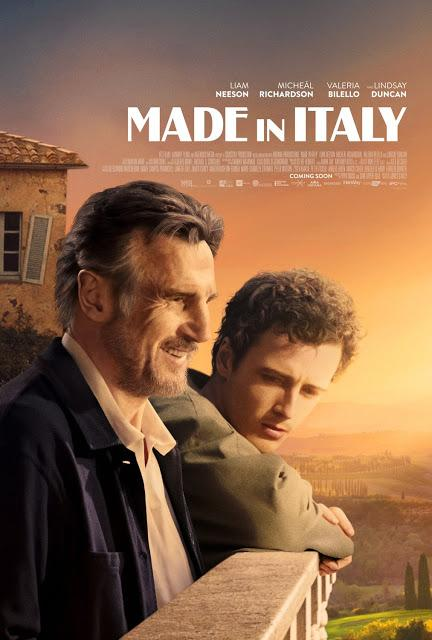 Premier trailer pour Made in Italy de James d'Arcy