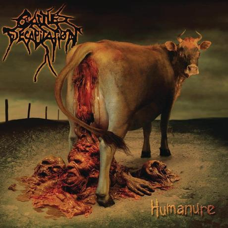 Cattle Decapitation – Humanure