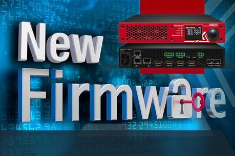 Les dernières mises à jour de la gamme Lightware UBEX pour l'AVsur IP 10G
