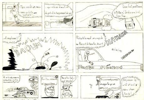 Les Jeunes Mécanos : Le Rallye en Folie - Page 3-1