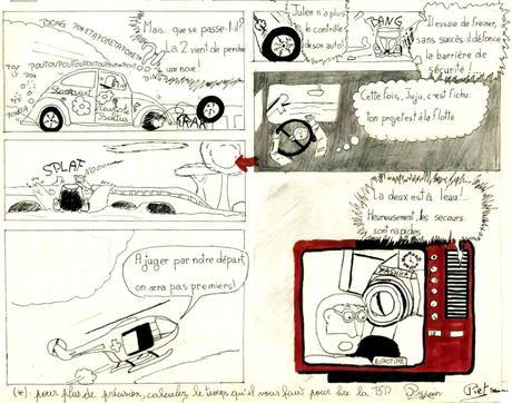Les Jeunes Mécanos : Le Rallye en Folie - Page 2-2