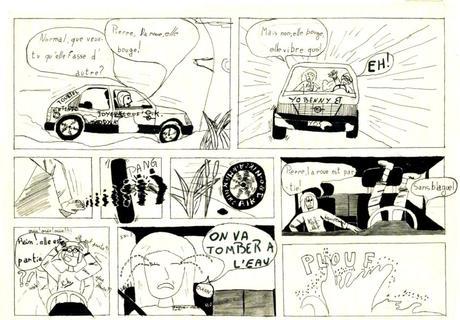 Les Jeunes Mécanos : Le Rallye en Folie - Page 4-1