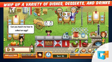 Télécharger Delicious-Emilys Taste of Fame APK MOD (Astuce) screenshots 4