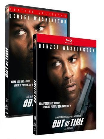 [CONCOURS] : Gagnez votre DVD ou Blu-ray™ du film Out of Time !