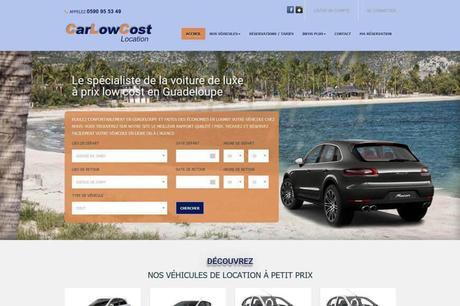 Gestion : Site Internet Template – Agence de référencement naturel à Pointe-à-Pitre- Les Abymes