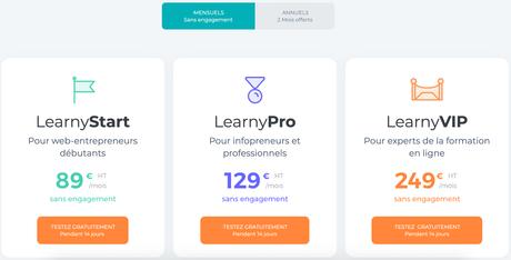 Support En Ligne : Learnybox Vie De Dingue