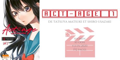 Act-age #1 • Tatsuya Matsuki et Shiro Usazaki