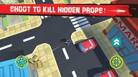 Télécharger Gratuit Hunt Props - Mobile TPS Shooter  APK MOD (Astuce) 2