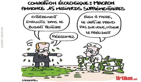 Cet écologisme qui menace la France