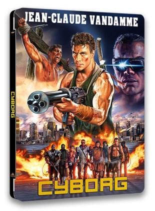 [News] Cyborg, le film post-apocalyptique avec JCVD se paye une édition HD grand luxe !