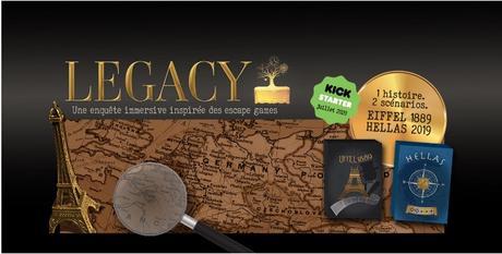 Legacy de Johanna Pernot et Mathias Daval chez Argyx