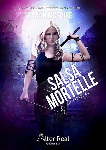 Couverture InCryptid, tome 2 : Salsa mortelle