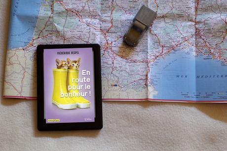 En route pour le bonheur – Frédérique Hespel