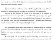 Gestion Site Internet Poste Agence Webmarketing Bordeaux
