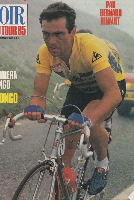 Les cycles du Tour de France