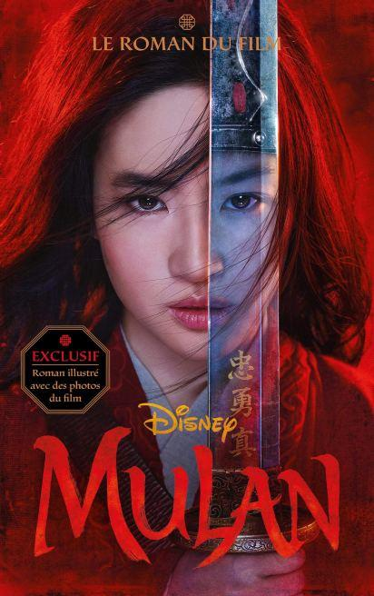Mulan: Le roman du film de Christophe Rosson