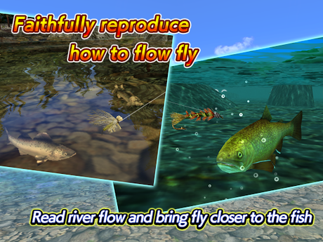Télécharger Fly Fishing 3D II  APK MOD (Astuce) 6