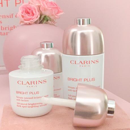 Bright Plus : mon avis sur le nouveau sérum éclaircissant & anti-taches de Clarins