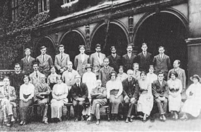 Voyage en Angleterre -5- B. Russell