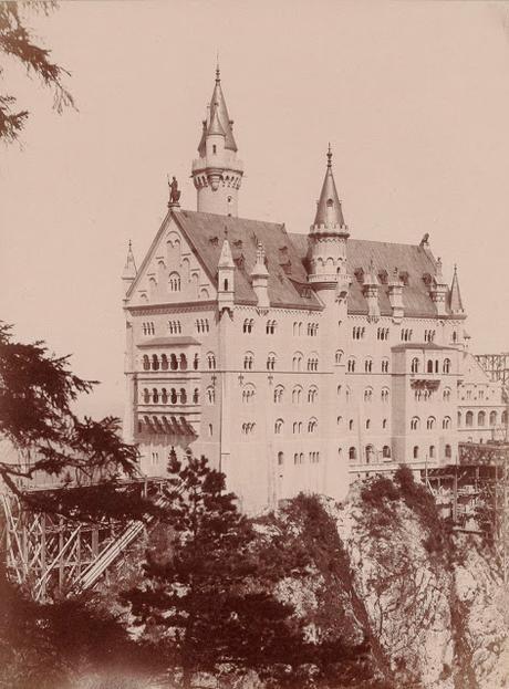 Joseph Joûbert — Les châteaux du roi Louis II de Bavière (2) — Hohenschwangau et Neuschwanstein