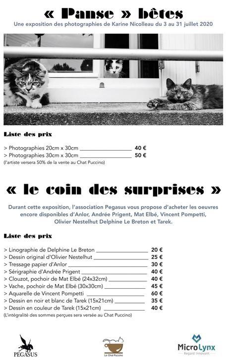 Exposition« Panse » bêtes