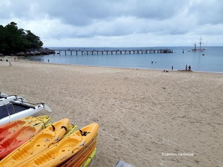 Une journée à Noirmoutier