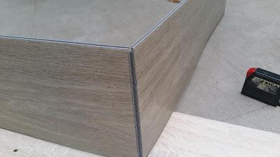 peinture meuble cuisine stratifié avant après Tuto customiser meuble