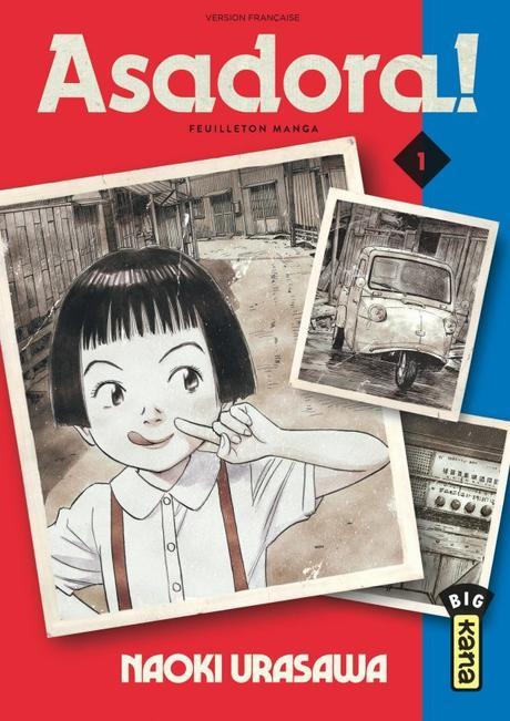 {Découverte} Manga #29 : Asadora! ・Tome 1, Naoki Urasawa – @Bookscritics