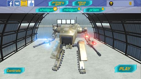 Télécharger Robots at War  APK MOD (Astuce) 1
