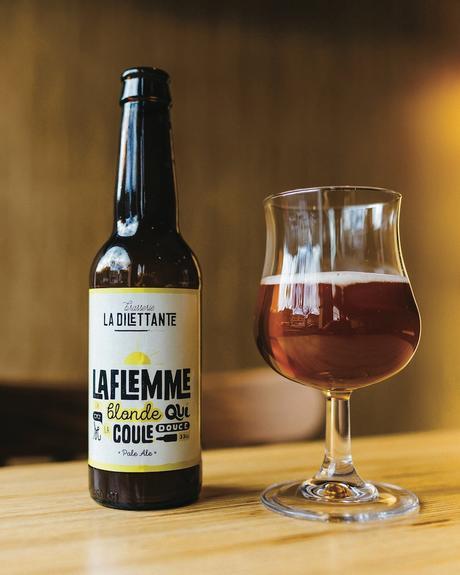 Bière artisanale – 5 randonnées bières à découvrir en France – Extérieur   – Bière brune