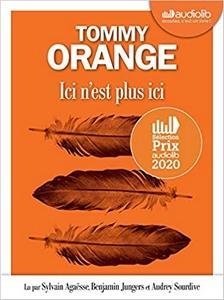 Ici n'est plus ici lu par Sylvain Agaësse #PrixAudiolib2020