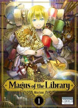 Des livres dans des mangas