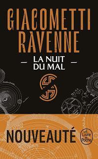 La saga du soleil noir, tome 2 : La nuit du mal - Giacometti & Ravenne