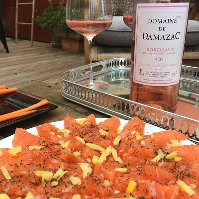 Le vin rosé : quelques siècles en terrasse