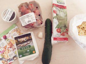 Kit repas Kitchendaily